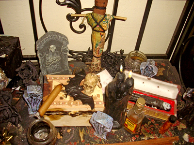 Hoodoo Spell To Find New Home